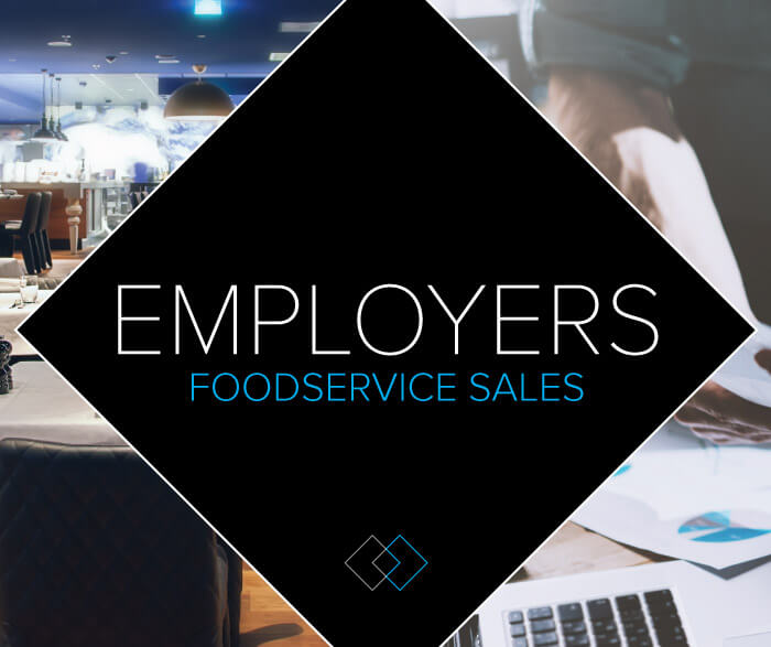 Employers-foodservice sales-mobile